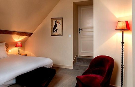 Double room (superior) L' Ecu de Bretagne Logis