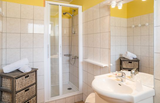 Bagno in camera Caravelle