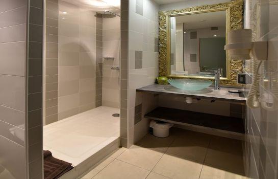 Bathroom Le Glacier Logis