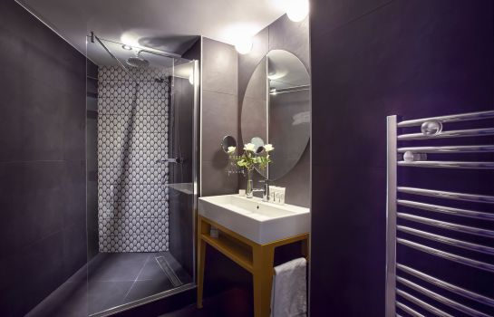 Badezimmer Grand Hotel du Midi Chateaux & Hotels Collection