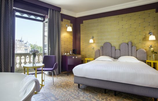 Doppelzimmer Komfort Grand Hotel du Midi Chateaux & Hotels Collection