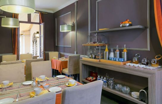 Restaurant Best Western Le Guilhem