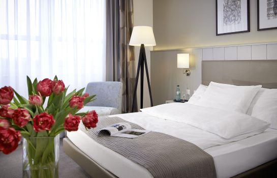 Chambre double (standard) Sachsenpark-Hotel