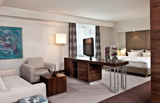 Junior Suite Estrel Hotel Berlin