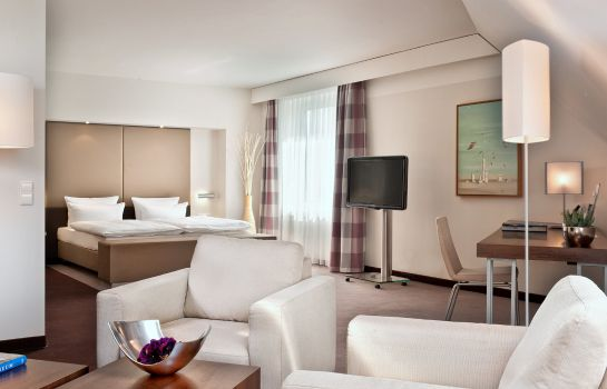 Suite Junior Estrel Hotel Berlin