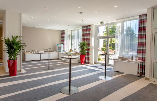 Tagungs-Foyer Holiday Inn DUSSELDORF - NEUSS