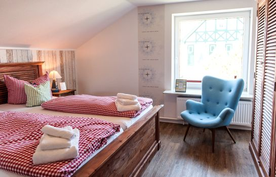 Junior Suite Land-gut-Hotel Bernstein Bootshaus