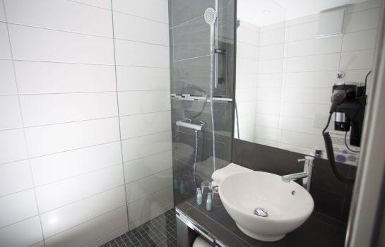 Bathroom Stay City Design Hotels Dortmund