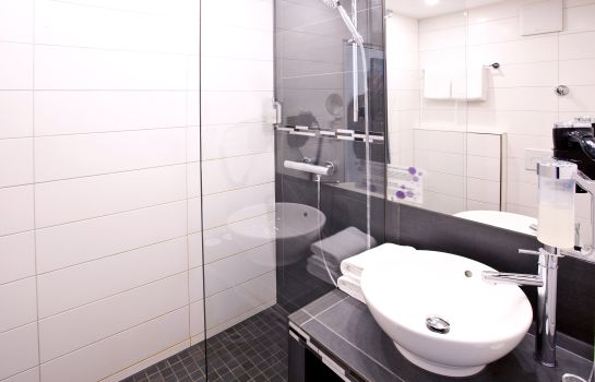 Bagno in camera stays design Hotel  Dortmund