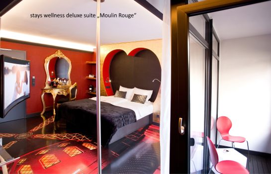 Junior Suite stays design Hotel  Dortmund