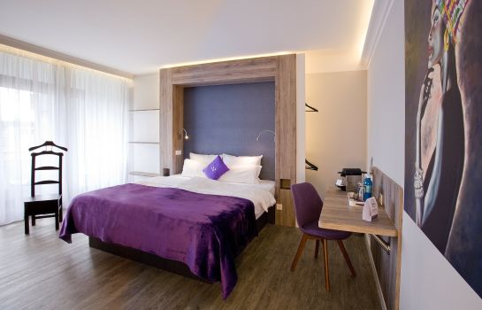 Camera doppia (Standard) stays design Hotel  Dortmund