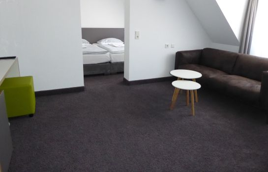 Junior Suite Comfor Hotel Ulm City