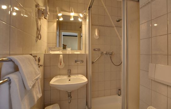 Bathroom Am Markt & Brauhaus Stadtkrug