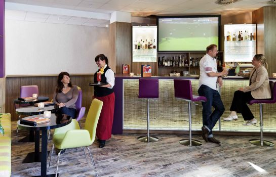 Hotel bar Mercure Hotel Hamburg am Volkspark