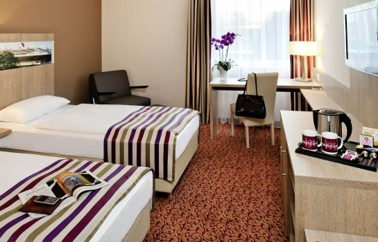 Suite Mercure Hotel Hamburg am Volkspark