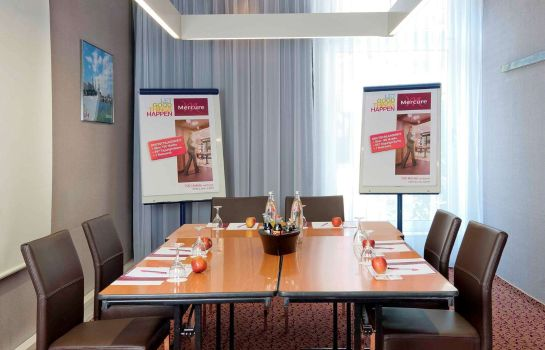 Conference room Mercure Hotel Hamburg am Volkspark