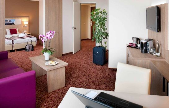 Room Mercure Hotel Hamburg am Volkspark