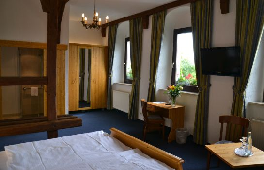 Junior Suite Burghotel Stolpen