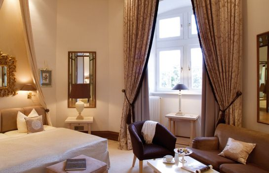 Suite Junior Victors Residenz-Hotel Schloss Berg