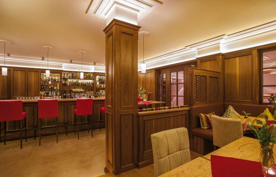 Bar de l'hôtel Eisvogel