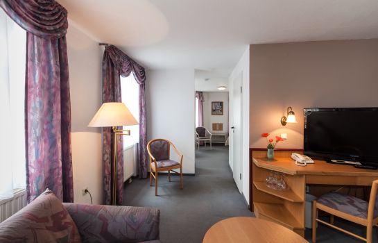 Chambre double (confort) Hotel am Seetor