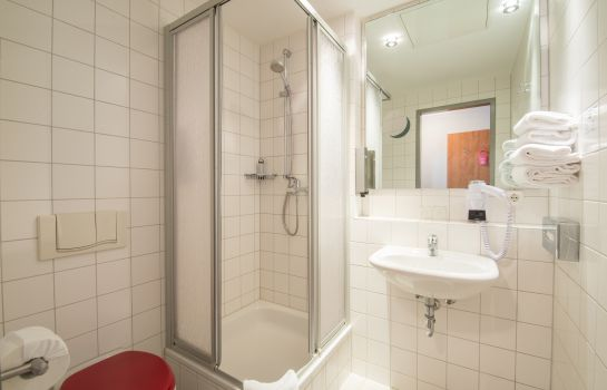 Bathroom Best Western Amedia Passau