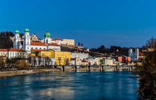 Surroundings Best Western Amedia Passau