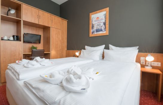 Triple room Best Western Amedia Passau