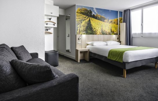 Suite ibis Styles Reims Centre Cathédrale
