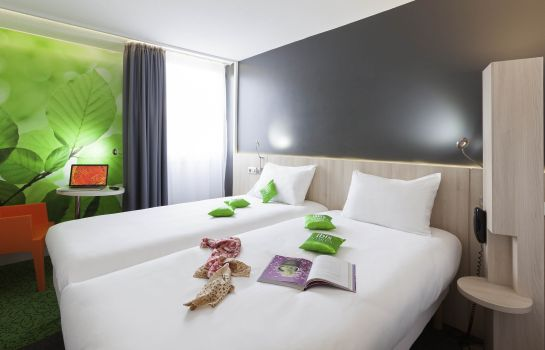 Standardzimmer ibis Styles Reims Centre Cathédrale