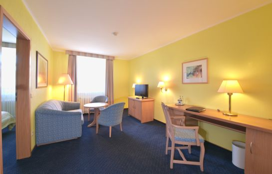 Suite Junior Waldhotel Eiche