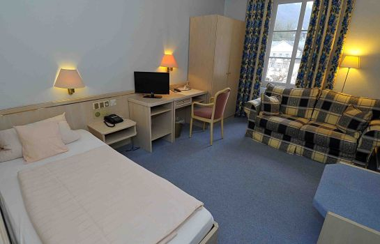 Single room (superior) Parkhotel