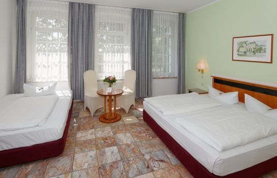 Triple room Parkhotel Altenburg