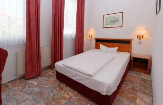 Single room (standard) Parkhotel Altenburg