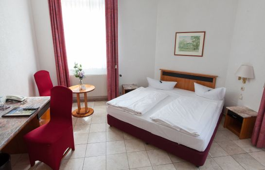 Double room (standard) Parkhotel Altenburg