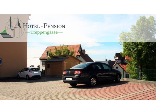 Bild Treppengasse Pension