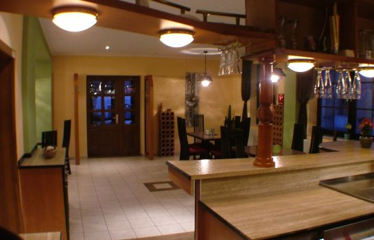 Vista all'interno Hotel garni AB&B - Pension Zur Lutherstadt