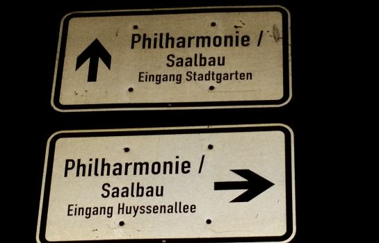 Info LUISE CITY – An der Philharmonie –