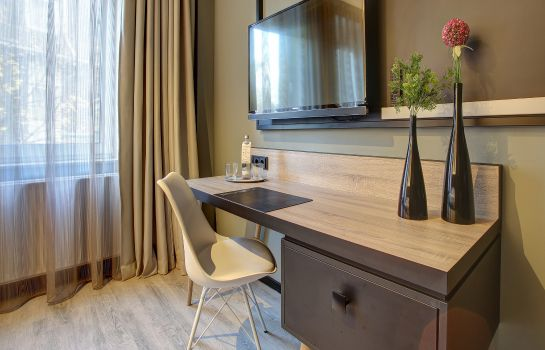 Chambre double (confort) Boutique Essen City