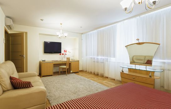Suite junior Azimut Hotel Siberia