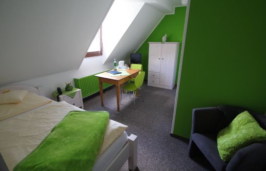 Single room (standard) Kurpark-Hotel