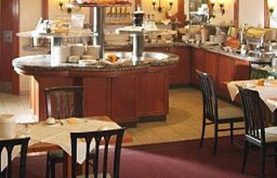 Sala colazione Best Western Plus Excelsior