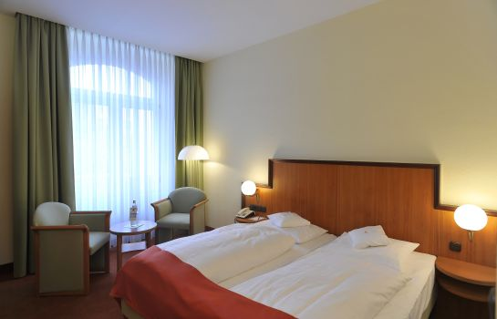 Double room (standard) Best Western Plus Excelsior