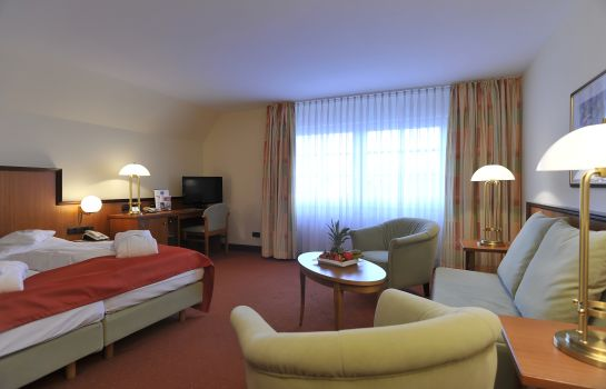 Double room (superior) Best Western Plus Excelsior
