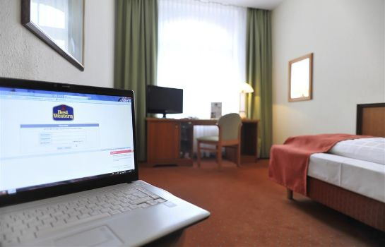Camera Best Western Plus Excelsior