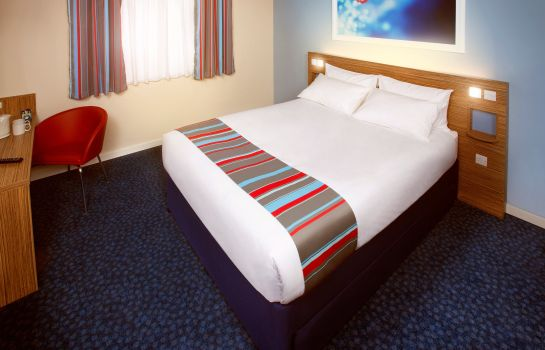 Chambre double (standard) TRAVELODGE LONDON KINGS CROSS ROYAL SCOT