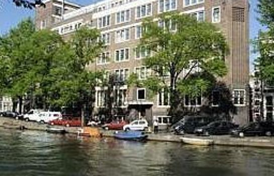 Exterior view NH City Centre Amsterdam