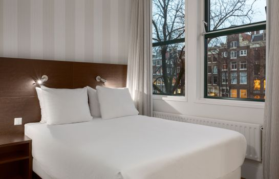 Double room (standard) NH City Centre Amsterdam