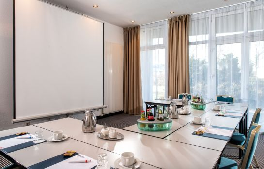 Workshopruimte Park Inn by Radisson Weimar