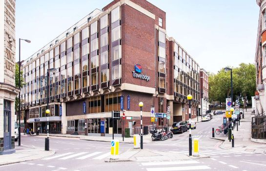 Vue extérieure TRAVELODGE LONDON KINGS CROSS ROYAL SCOT